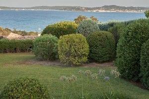 Saint Tropez à partir de Mas de Guerrevieille