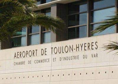 Aéroport de Toulon-Hyeres