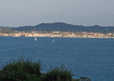 Villa à louer à Ste Maxime sur la Côte d'azur