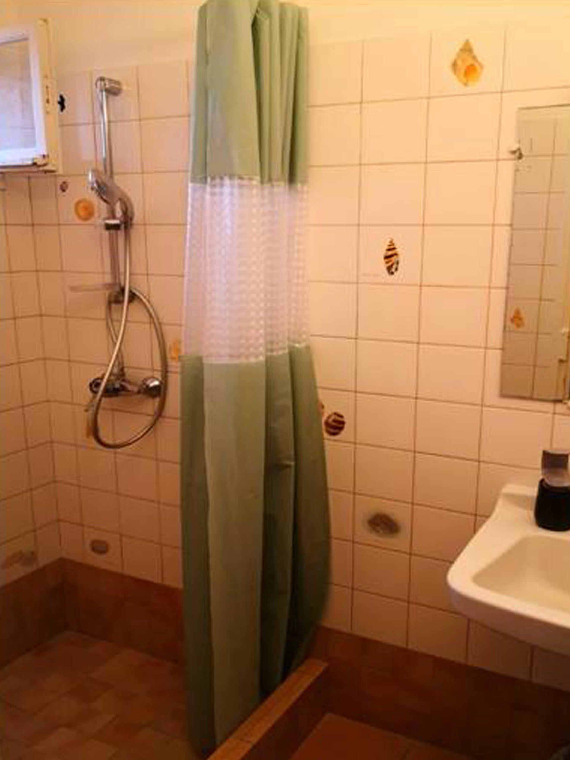 Toilette et douche Mas de Guerrevieille